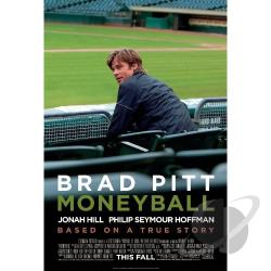 Moneyball DVD Cover Art
