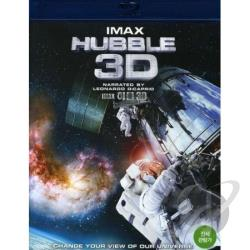 Imax: Hubble BRAY Cover Art