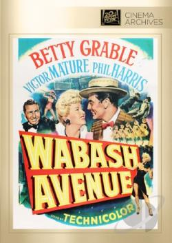 Wabash Avenue DVD Cover Art