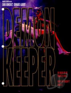 Demon Keeper DVD Cover Art