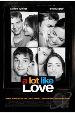 Lot Like Love DVD Cover Art