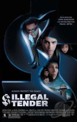 Illegal Tender DVD Cover Art