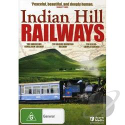Indian Hill Railways DVD Cover Art
