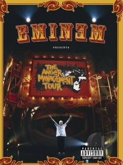 Eminem Presents The Anger Management Tour DVD Cover Art