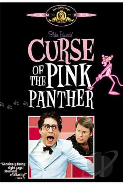 Curse of the Pink Panther DVD Cover Art