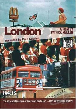 London DVD Cover Art