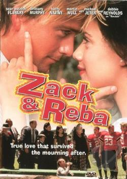 Zack and Reba DVD Cover Art