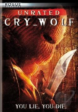Cry_Wolf DVD Cover Art