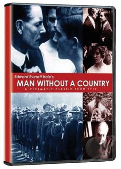 Man Without a Country DVD Cover Art
