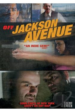 Off Jackson Avenue DVD Cover Art