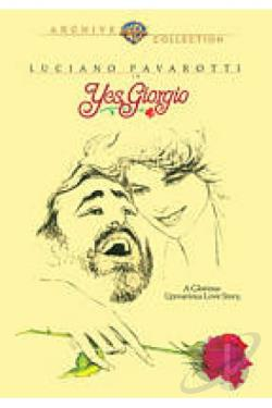 Yes, Giorgio DVD Cover Art