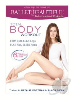 Ballet Beautiful: Total Body Workout DVD Cover Art