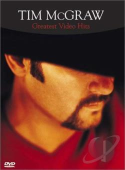 Tim McGraw - Greatest Video Hits DVD Cover Art