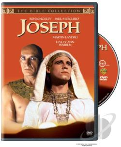 Joseph DVD Cover Art