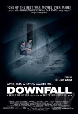 Downfall DVD Cover Art