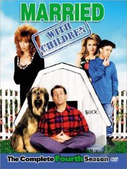 Married...With Children - The Complete Fourth Season DVD Cover Art