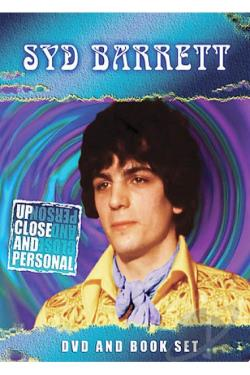 Syd Barrett - Up Close and Personal DVD Cover Art