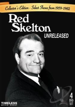 Red Skelton Unreleased Collectors Edition DVD Cover Art