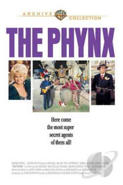 Phynx DVD Cover Art