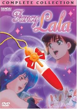 Fancy Lala - Complete Collection DVD Cover Art