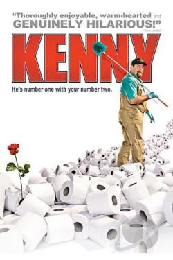 Kenny DVD Cover Art