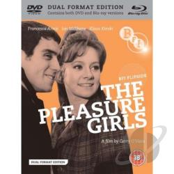 Pleasure Girls BRAY Cover Art