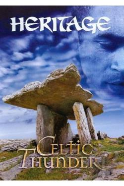 Celtic Thunder: Heritage DVD Cover Art