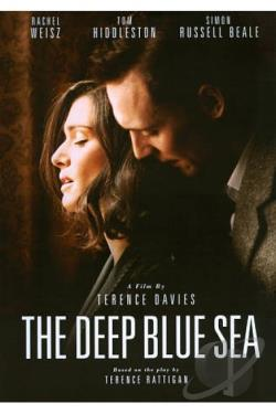 Deep Blue Sea DVD Cover Art