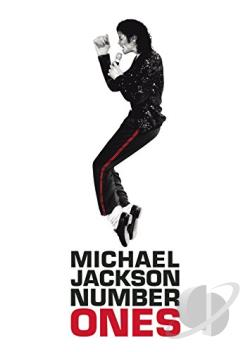 Michael Jackson - Number Ones DVD Cover Art