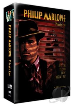 Philip Marlowe - Private Eye - 3 Volume Boxed Set DVD Cover Art