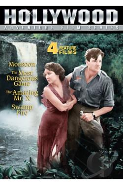 Adventure Classics Vol. 3: 4 Feature Films DVD Cover Art