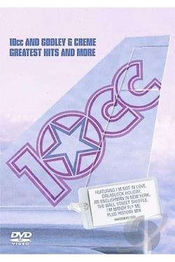 10CC: Greatest Hits & More DVD Cover Art