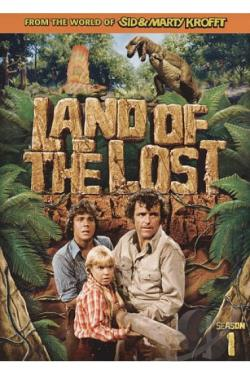 Land of the Lost - The Complete First Season DVD Cover Art