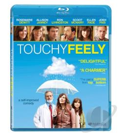 Touchy Feely BRAY Cover Art