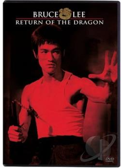 Return of the Dragon DVD Cover Art