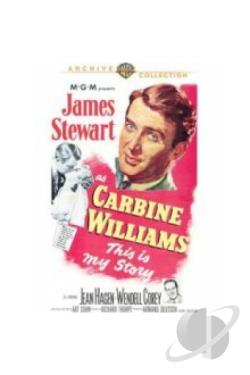 Carbine Williams DVD Cover Art