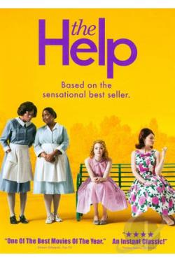 Help DVD Cover Art