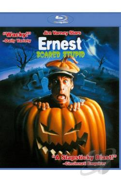 Ernest Scared Stupid BRAY Cover Art