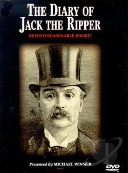 Diary Of Jack The Ripper DVD Cover Art