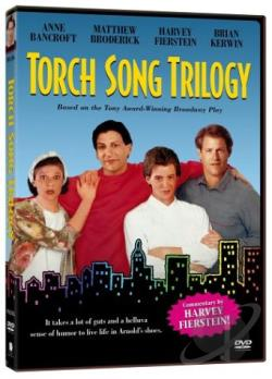 Torch Song Trilogy DVD Cover Art