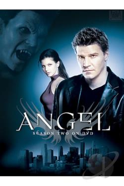 Angel - Season 2 DVD Cover Art