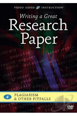 "writing great research paper dvd series Writing an effective title problem writers often omit or underuse the helpful tool that is an essay title feeling stuck, writers may give up on generating a title, or merely label their essays by assignment sequence (""paper #2"")."