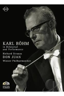 Bohm/Vienna Philharmonic Orch. - Strauss: Don Juan DVD Cover Art