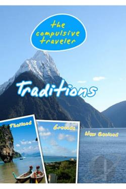 Compulsive Traveler: Traditions DVD Cover Art