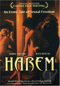 Harem DVD Cover Art
