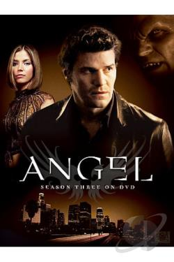 Angel - Season 3 DVD Cover Art