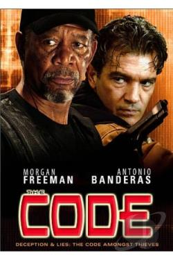Code DVD Cover Art