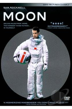 Moon DVD Cover Art