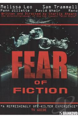 Fear of Fiction DVD Cover Art