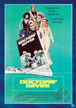 Doctors' Wives DVD Cover Art